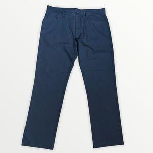 Perry Ellis Men's Slim Fit Trouser Size 32x30